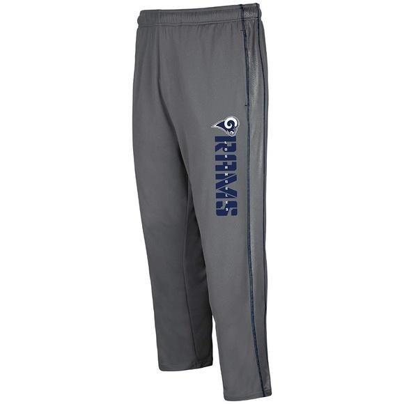 later classic custom Los Angeles Rams Men Big & Tall Sweatpants 5XL Boutique